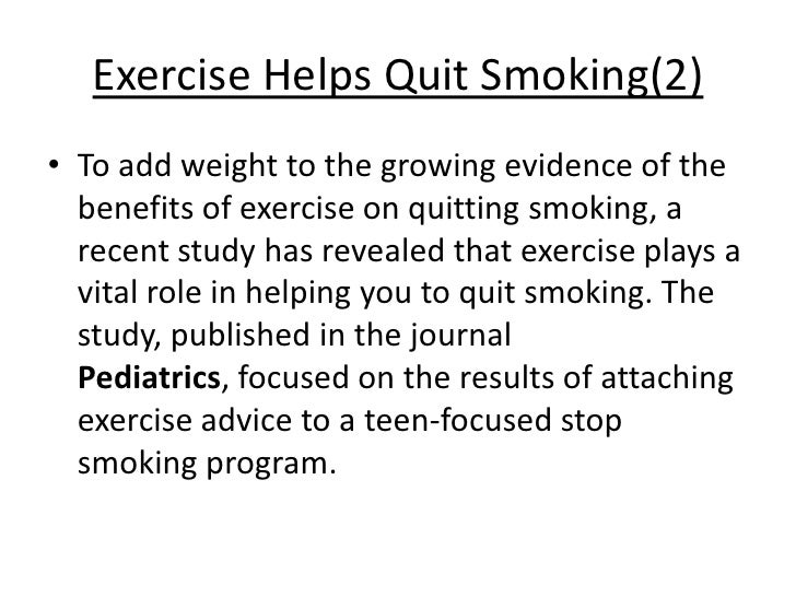 expository essay on how to stop smoking Collection of resources for teaching how to write expository essays.