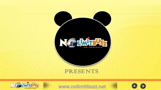 www.nolimitbuzz.net PRESENTS