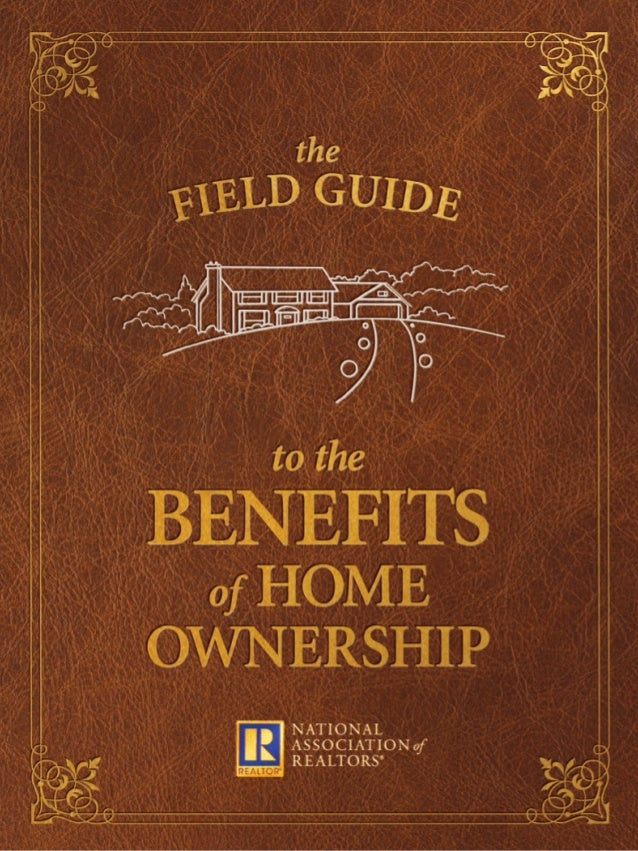 Benefitsof homeownership