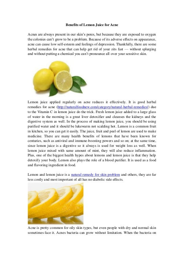 How To Use Lemon Juice For Acne Scars How To Use Lemon Juice For Acne Scars new foto