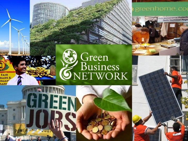 Benefits of Membership in the Green Business Network