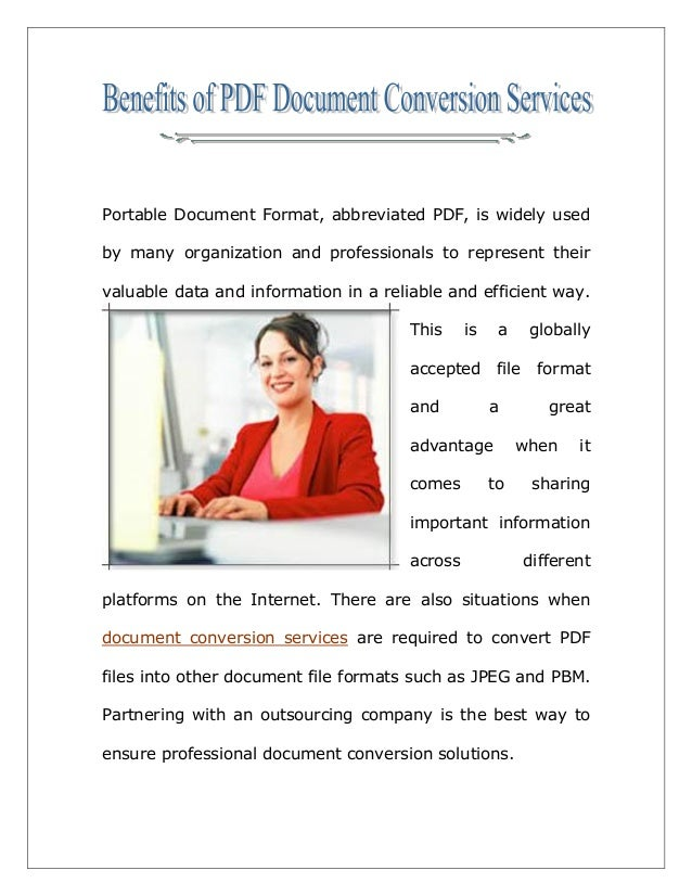 Portable Document Format, abbreviated PDF, is widely usedby many organization and professionals to represent theirvaluable...