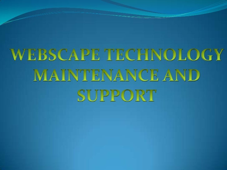 The Benefits Of Software Maintenance Plans