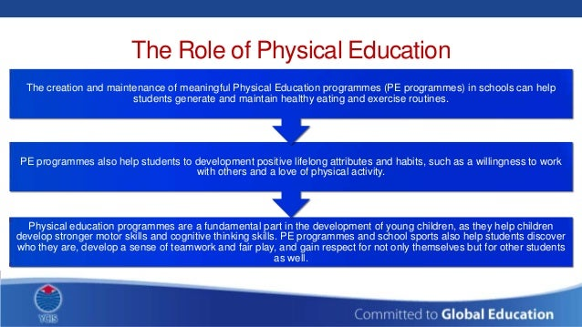 the benefits of physical education Cognitive & socioemotional benefits of physical activity - chapter summary  other chapters within the ftce physical education k-12 (063): practice & study guide course.