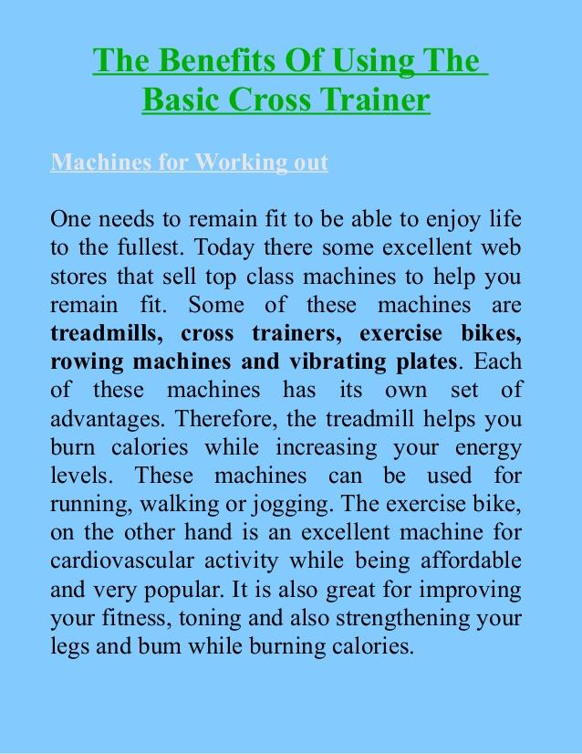 golds user 300 elliptical manual gym