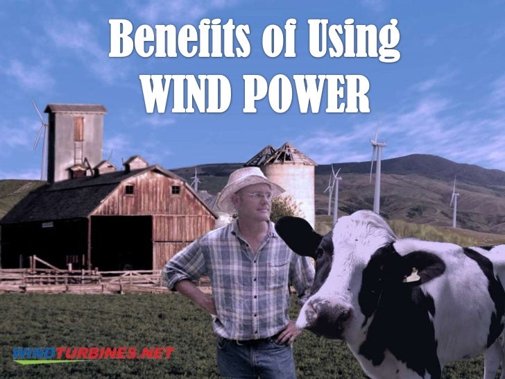 Benefits of Using <br />WIND POWER<br />