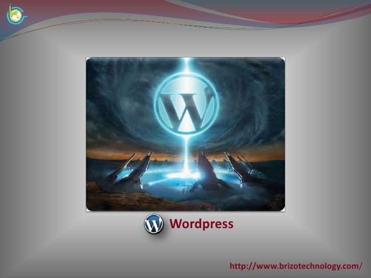 Wordpress        http://www.brizotechnology.com/
