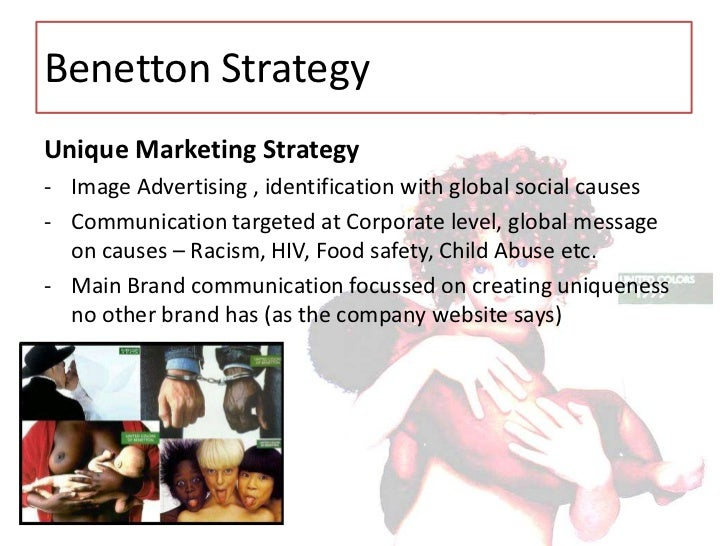 benettons corporate strategy The three-year programme is intended to keep the company's turnover stable, stating its aim is to maintain turnover substantially unchanged by the end of its third year alessandro benetton, chairman of benetton group, said: from the outset, we laid out a strategy for rethinking our business based on.