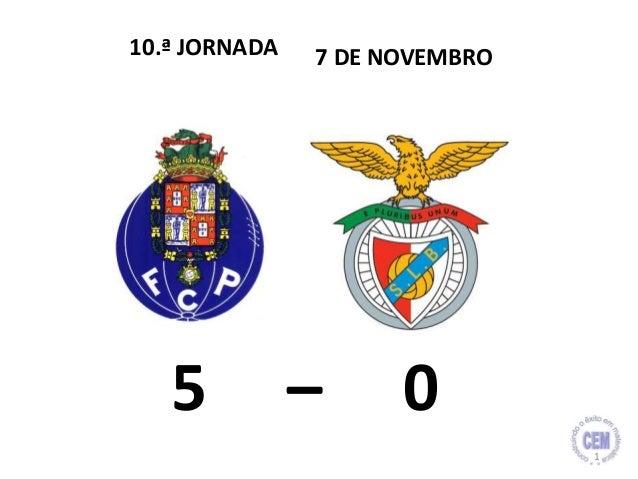 10.ª JORNADA  5  7 DE NOVEMBRO  –  0 1