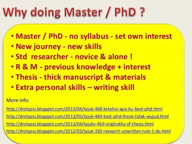 Change Management Master Thesis