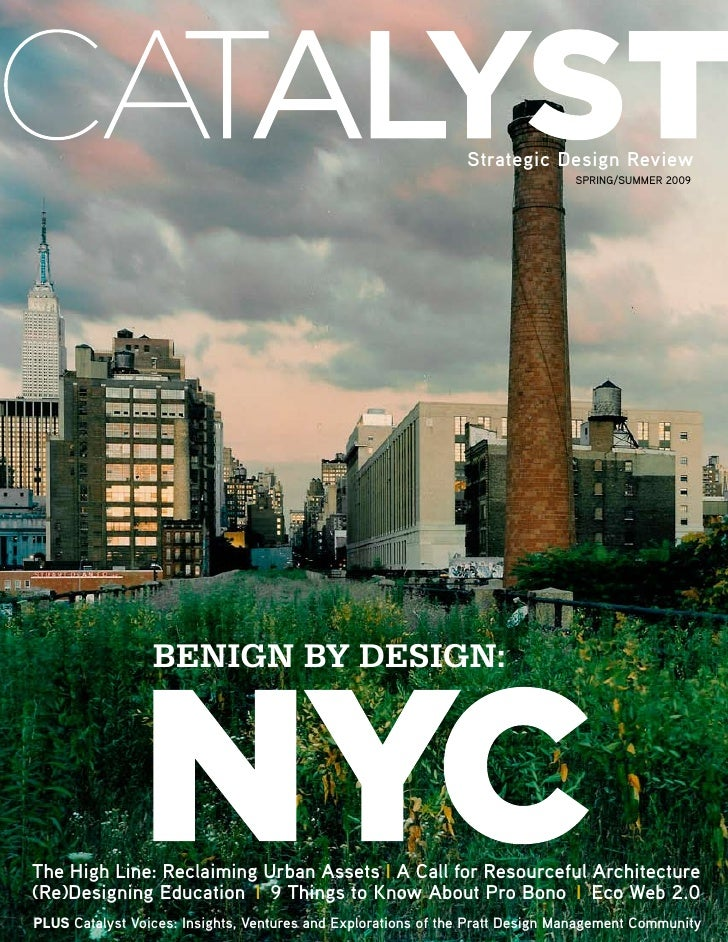 CATALYST Strategic Design Review, Issue 1