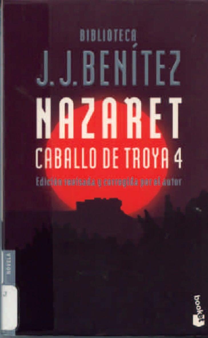 Caballo de Troya 4 - Nazaret