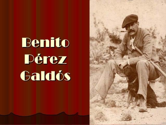 BenitoPérezGaldós