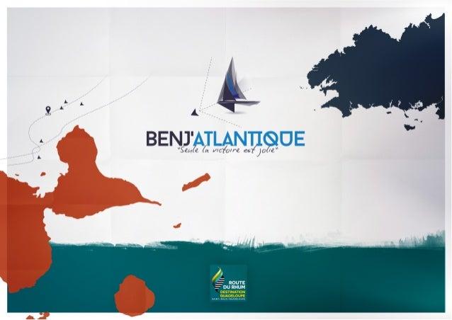 Benjamin Hardouin Route du Rhum - Destination Guadeloupe