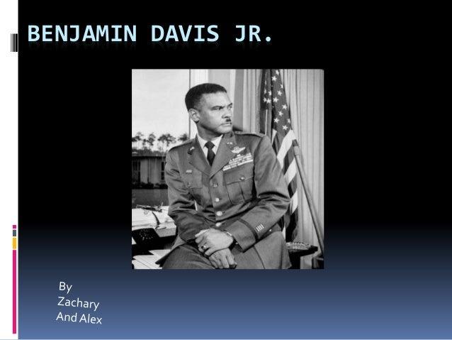 BENJAMIN DAVIS JR.