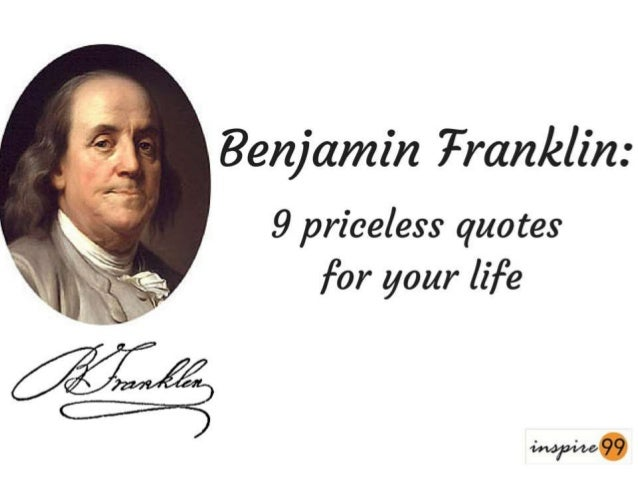 the life and significant works of benjamin franklin Benjamin franklin frs frse (january 17, 1706 [os january 6, 1705] – april 17, 1790) was an american polymath and one of the founding fathers of the united statesfranklin was a leading author, printer, political theorist, politician, freemason, postmaster, scientist, inventor, humorist, civic activist, statesman, and diplomatas a scientist, he was a major figure in the american.