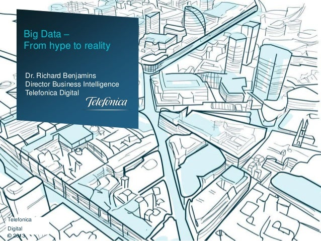 Big Data - from hype to reality