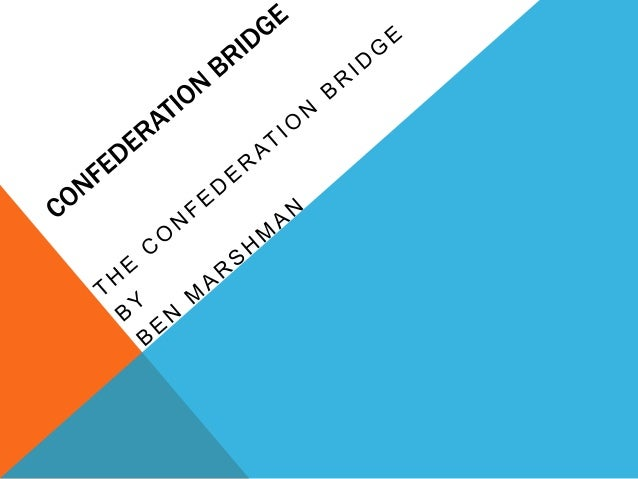 WHEN AND WHERE WAS THESTRUCTURE BUILTThe Confederation bridge was built in New Brunswick Canada and started construction i...