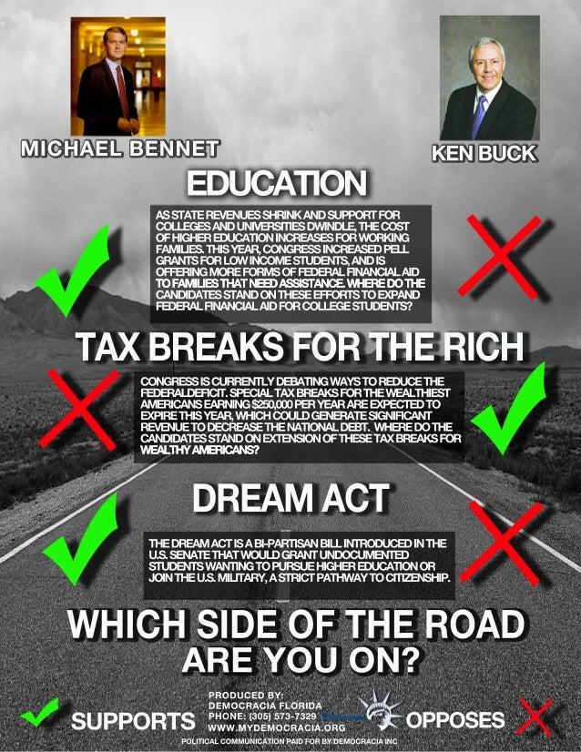 Colorado's Senate Candidates Eng