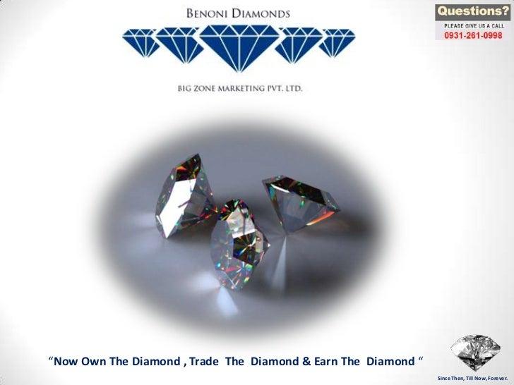 Benoni Diamonds