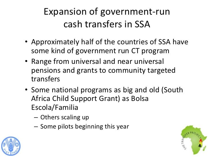 government expansion