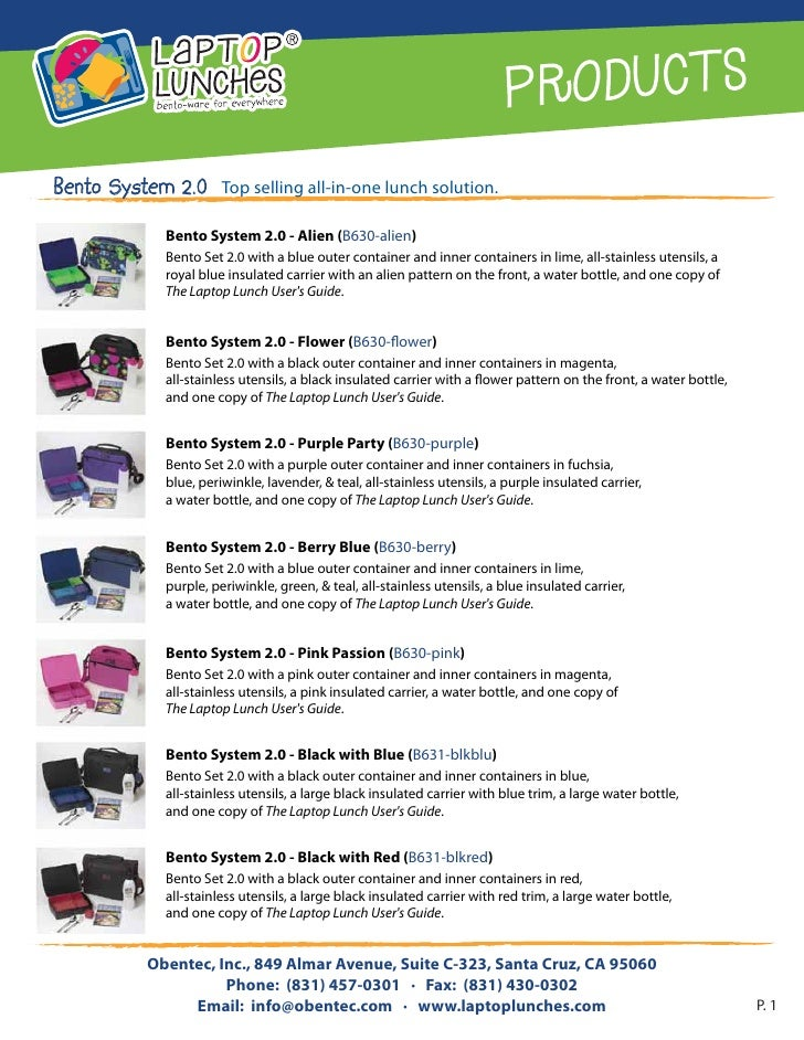 Bento System 2.0     Top selling all-in-one lunch solution.             Bento System 2.0 - Alien (B630-alien)            B...