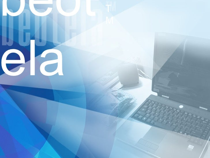 Beotela presentation