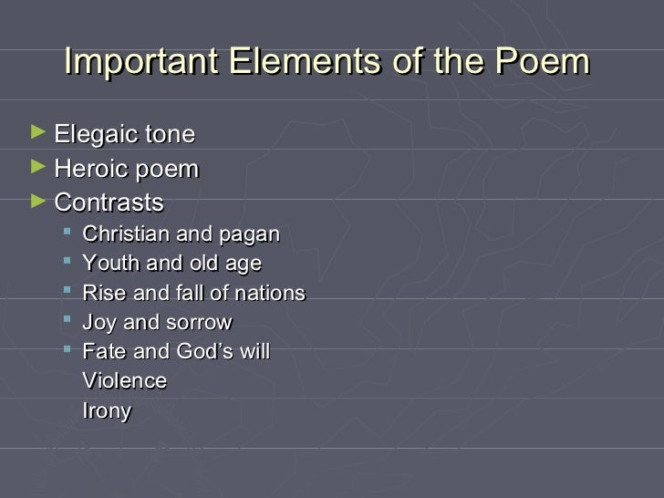 pagan essay Christian and pagan elements play an immense role in beowulf this poem offers many options for the reader to choose it allows them or gives them the.