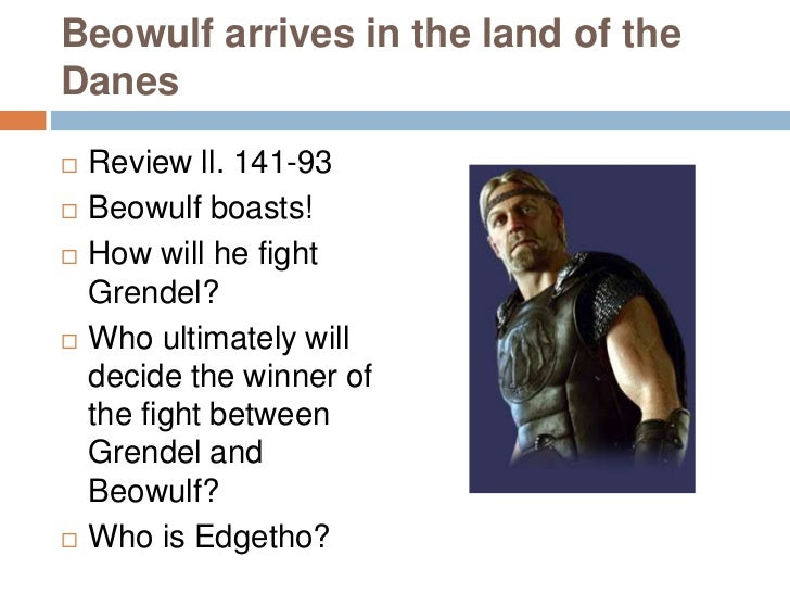 difference between grendel and hrothgars warriors Hrothgar's warriors were powerless against him she thanks god for sending beowulf to fight grendel, and beowulf replies with a formal.