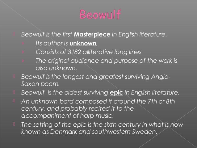 an analysis of the heroic qualities of beowulf in the epic anglo saxon poem beowulf Heroic characteristics of beowulf beowulf explores what it means to be a hero in anglo-saxon society beowulf is beowulf hero quotes: examples & analysis.