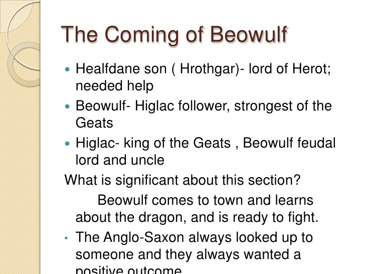 The battle with grendel summary