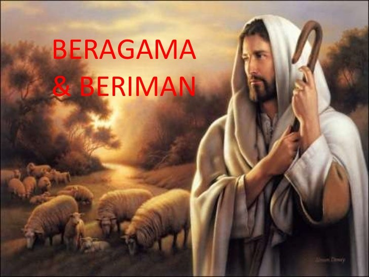 BERAGAMA & BERIMAN