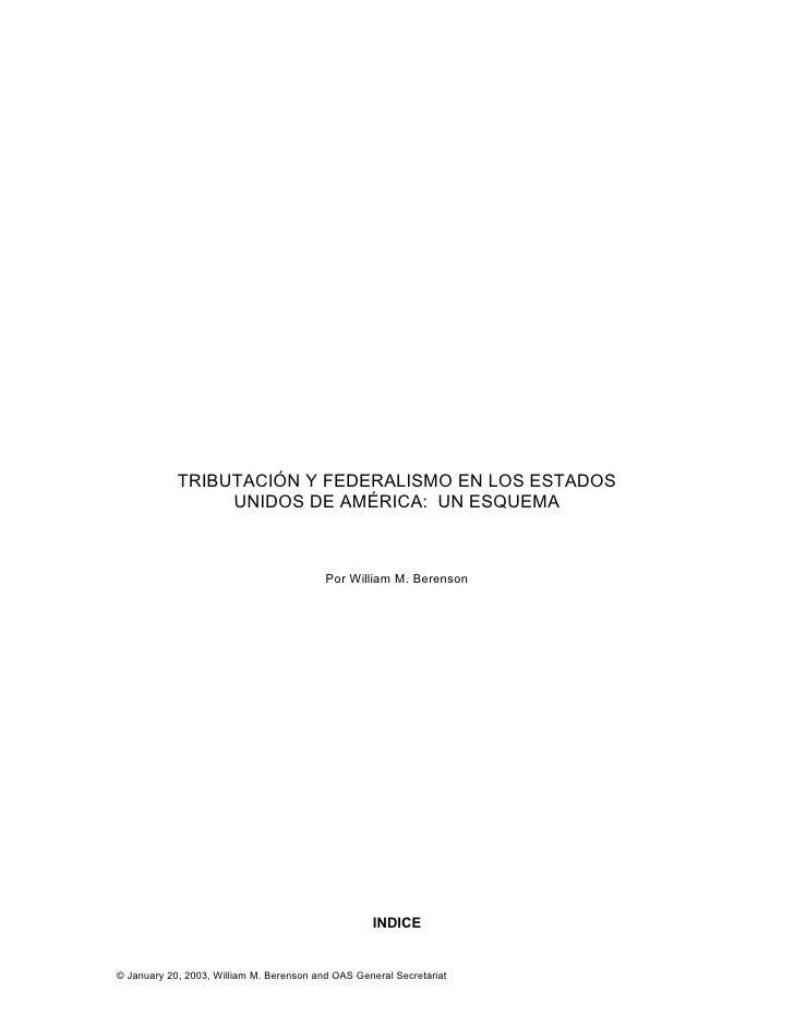 Berenson tax paper