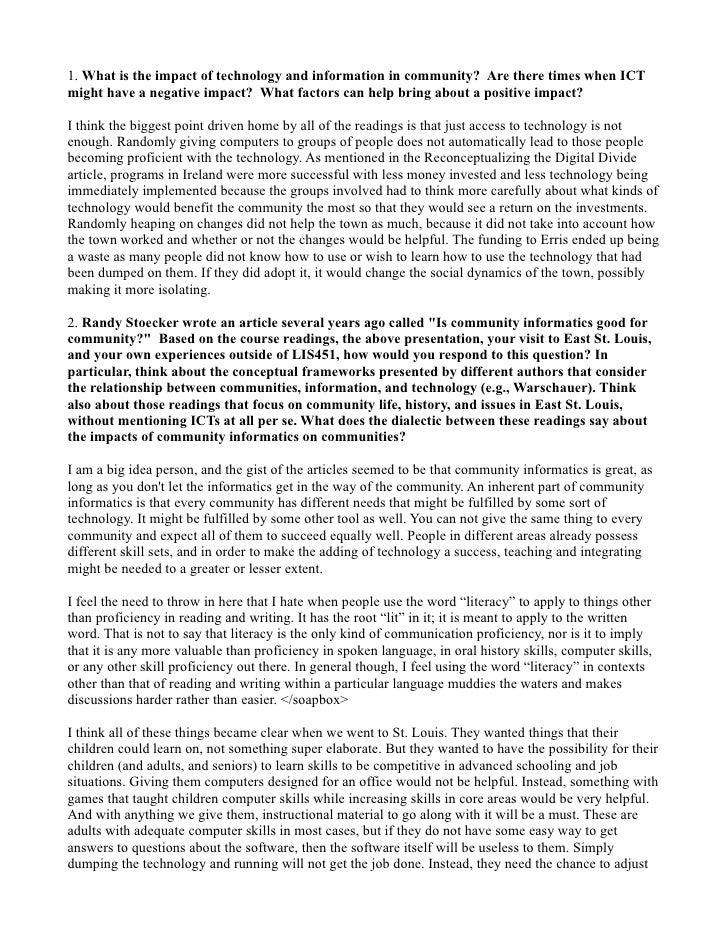 LIS  451 Concept Paper 4