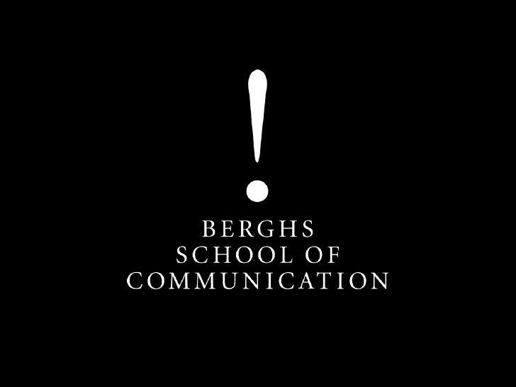 Interactive Communication      diploma program