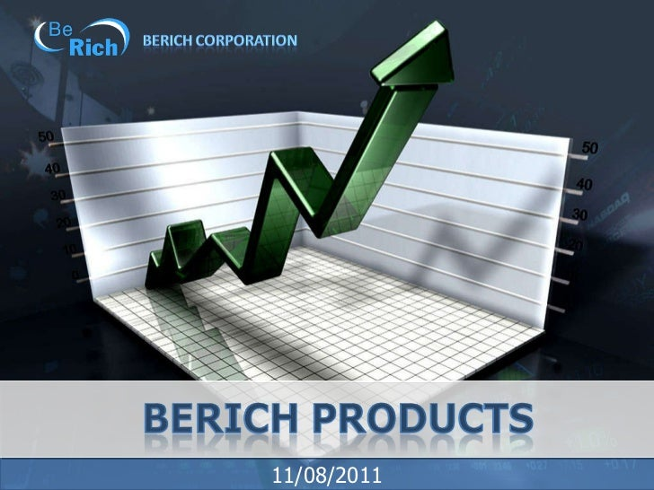BeRich products