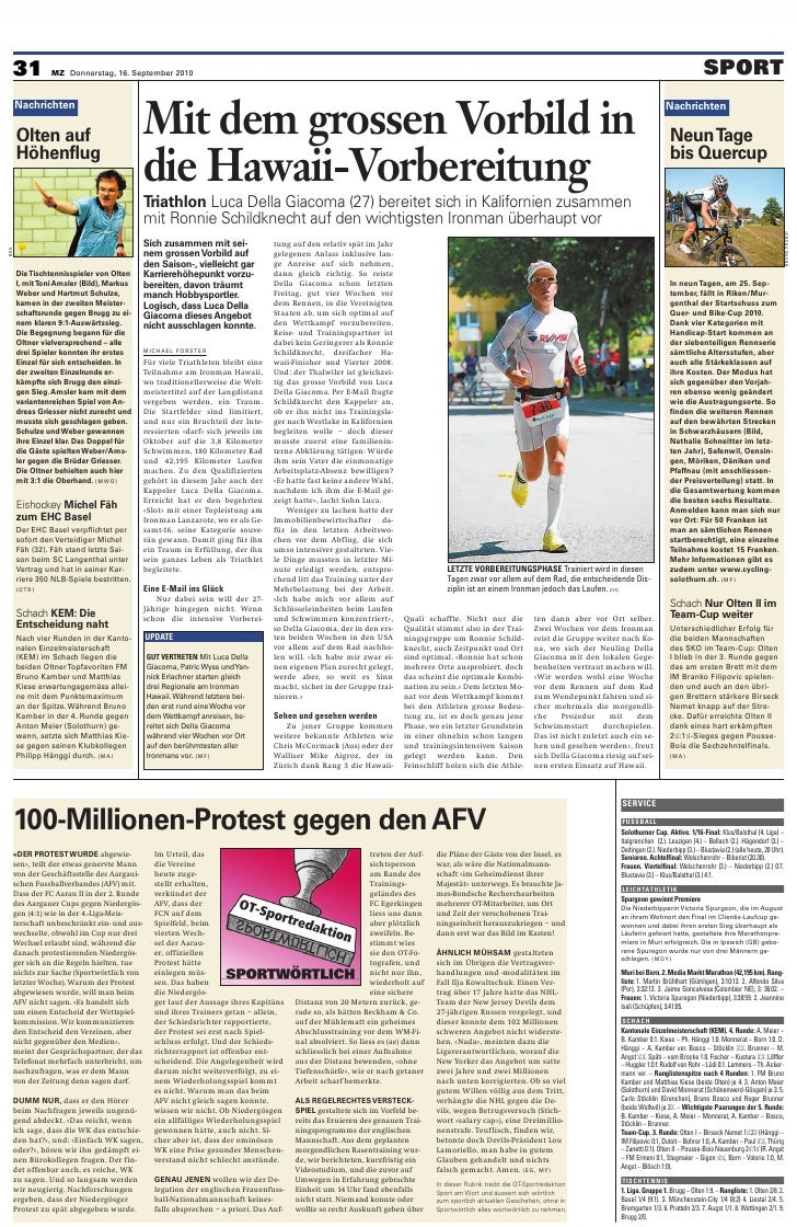 BCMY              Seite 1         OT       31             MZ Donnerstag, 16. September 2010                               ...