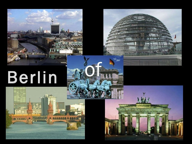 Berlin and its history