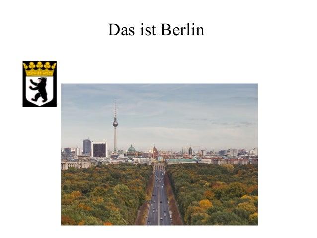 Das ist Berlin