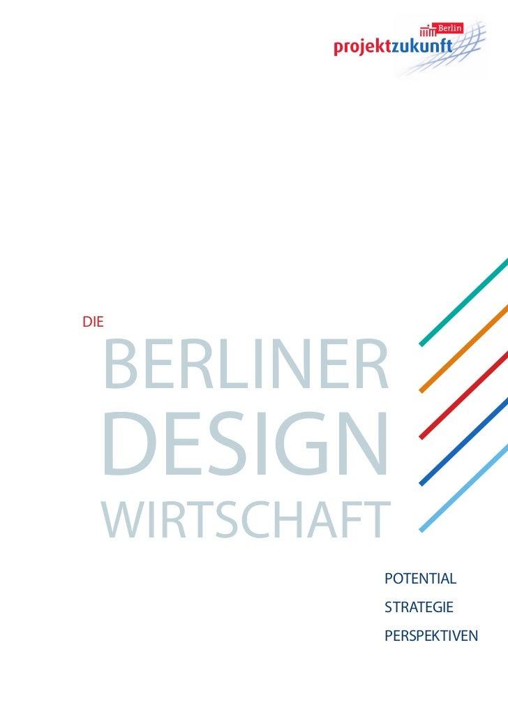 Berliner Designwirtschaft