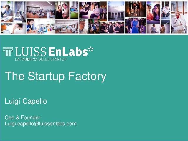 Italian Start-Ups meet Berlin
