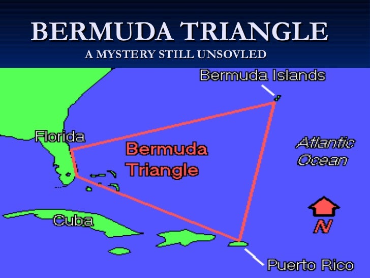 the mysterious bermuda triangle essay The mysterious bermuda triangle may be more than just a myth though the bermuda triangle has a long history with disappearances the bermuda triangle essay.