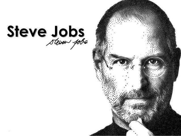 Steve Jobs Trabalho