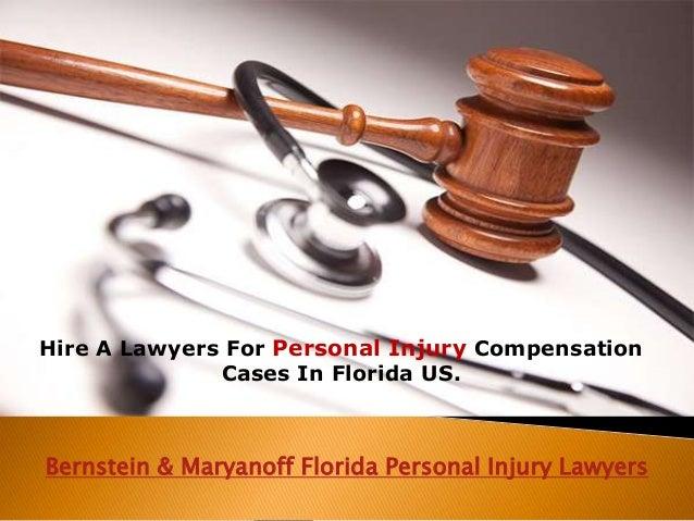 Bernstein & Maryanoff, LLC   - Best Personal Injury Lawyer in Florida