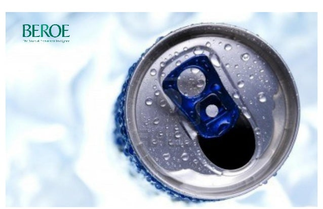 Self Chilled Beverage Cans
