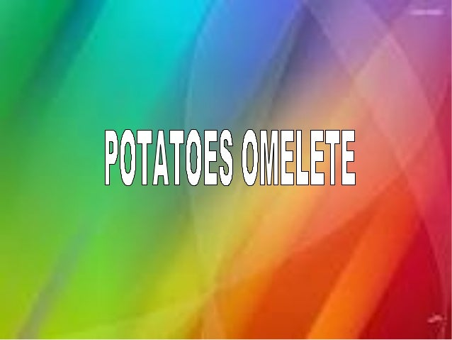 1.- First you should wash thepotatoes.2.- Then you have to peel the potatoes.