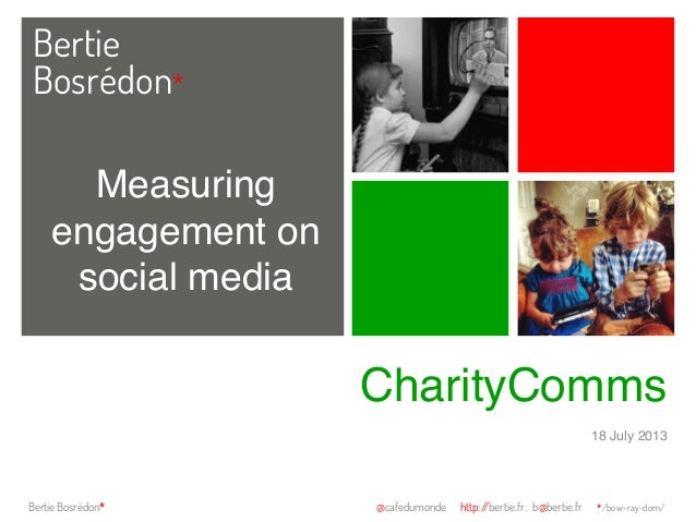 Meaningful metrics for social media