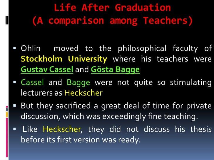 heckscher ohlin thesis