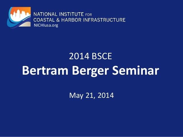 Bertram bsce presentation2.0