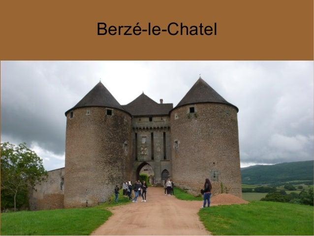 Berzé-le-Chatel